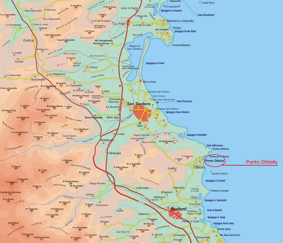 Immagini Della Cartina Geografica Della Sardegna.Venti Di Vela Noleggio Barche A Vela In Sardegna